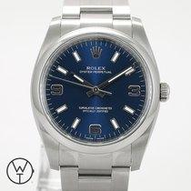 Rolex Oyster Perpetual 34 Stahl 34mm Blau Deutschland, München