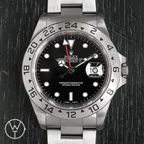 Rolex Explorer II Steel 40mm Black