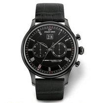 Jaquet-Droz Steel Automatic Black Roman numerals 43mm new Astrale