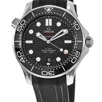 Omega Seamaster Diver 300 M 210.32.42.20.01.001 Omega Seamaster Diver 300m 42mm Nero 2020 nouveau