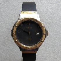 Hublot Classic Acero y oro 26mm Negro