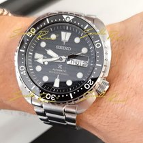 Seiko Prospex SRPE03K1 Seiko Prospex 45mm Nero Diver Automatico Day Date 2020 new