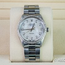 Rolex Air King Precision Otel 34mm Sidef Fara cifre