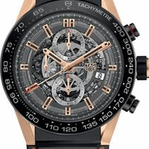 TAG Heuer Carrera Calibre HEUER 01 Rose gold 45mm United States of America, California, Moorpark