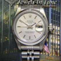 Rolex Oyster Perpetual Lady Date 69160 1997 pre-owned