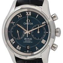 Omega De Ville Co-Axial 431.13.42.51.03.001 pre-owned