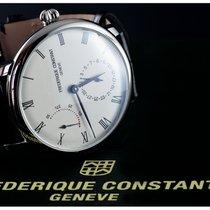 Frederique Constant Manufacture Slimline Acier 40mm Argent France, Pithiviers