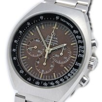 Omega Speedmaster Mark II Acero 42mm Marrón