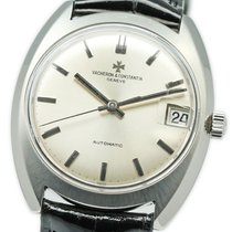 Vacheron Constantin Steel 35mm Automatic 7397 pre-owned