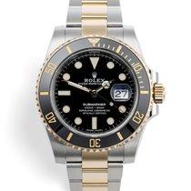 Rolex Submariner Date Acero y oro Negro