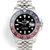 Rolex 126710BLRO Steel 2019 GMT-Master II 40mm