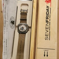 Sevenfriday P2-1 Stal 47mm