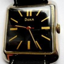 Doxa Złoto/Stal 35mm Manualny 10308-5  5992637 używany Polska, Osie