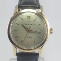 Eterna Matic Vintage Eterna Matic Automatic  Men's Gents Wrist Watch 1980 pre-owned