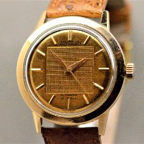 Movado Or rouge Remontage automatique Or Sans chiffres 34,5mm occasion
