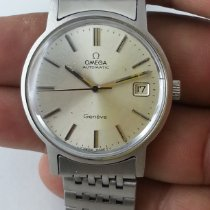 Omega Genève Steel Silver No numerals India, Anand