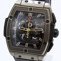 Hublot Spirit of Big Bang Acero 45mm Negro