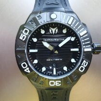 Technomarine Black Reef Aço 45mm Preto