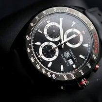 TAG Heuer Formula 1 Calibre 16 Steel 44mm Black No numerals