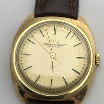 IWC Yellow gold 33mm Manual winding IWC Schaffhausen mechanisch, Gold pre-owned
