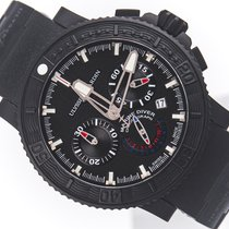 Ulysse Nardin Diver Black Sea Сталь 48,5mm Чёрный