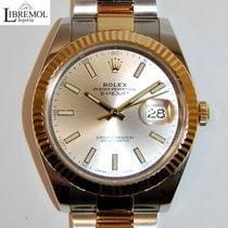 Rolex 126333 Acero y oro 2016 Datejust 41mm usados España, Madrid