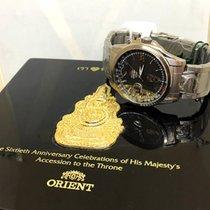 Orient (オリエント) チタン 自動巻き ブラック 新品