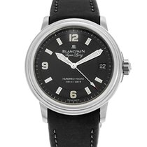 Blancpain Léman Ultra Slim 2100-1130A-64B pre-owned