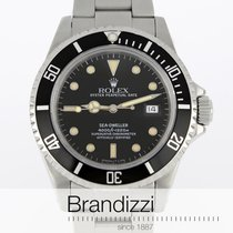 Rolex Sea-Dweller 4000 16600 1991 pre-owned
