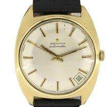 Zenith Stellina Yellow gold 34 mmmm White