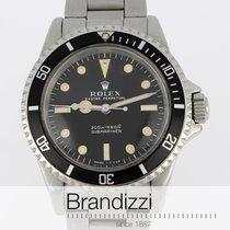 Rolex Submariner (No Date) 5513 1968 rabljen