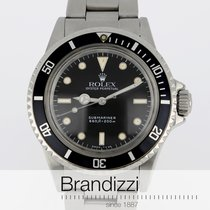 Rolex Submariner (No Date) 5513 1989 подержанные
