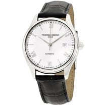 Frederique Constant Classics Index Steel 40mm Silver Roman numerals United States of America, New Jersey, Somerset