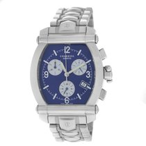 Charriol Colvmbvs Steel 35mm Blue Arabic numerals United States of America, New York, New York