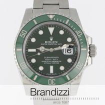 Rolex Submariner Date 116610LV 2011 подержанные