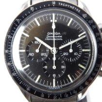 Omega Speedmaster Professional Moonwatch Steel Brown
