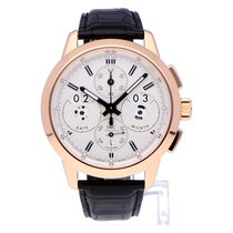 IWC Ingenieur Perpetual Calendar Digital Date-Month IW381701 Very good Rose gold 45mm Automatic