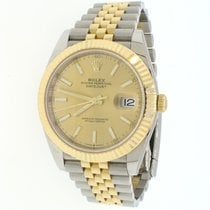 Rolex 126333 Steel Datejust 41mm pre-owned United States of America, New York, New York