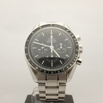 Omega Speedmaster Professional Moonwatch pre-owned 42mm Black Chronograph Tachymeter
