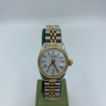Rolex Oyster Perpetual Lady Date 6517 tweedehands