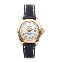 Breitling Galactic 32 Rose gold 32mm Mother of pearl No numerals United States of America, Pennsylvania, Bala Cynwyd