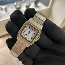 Cartier Santos (submodel) 1172961 Sehr gut Gold/Stahl 29mm Automatik Schweiz, Basel