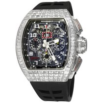 Richard Mille RM 011 Titanium 50mm Transparent Arabic numerals United States of America, New York, NEW YORK CITY
