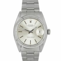 Rolex Oyster Perpetual Date Steel 34mm Silver United States of America, New York, Massapequa Park