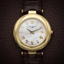 Pierre Balmain Sarı altın 28.5mm Quartz 6071 ikinci el