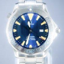 Omega Acier 40mm Quartz Seamaster Diver 300 M occasion