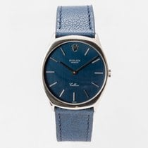 Rolex Cellini White gold 31mm Blue United Kingdom, Guildford,Surrey