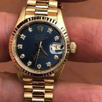 Rolex 69178 Oro amarillo 1992 Lady-Datejust 26mm usados