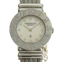 Charriol St-Tropez Steel 24mm