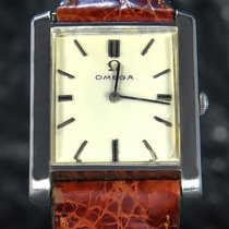 Omega Steel 28mm Manual winding pre-owned